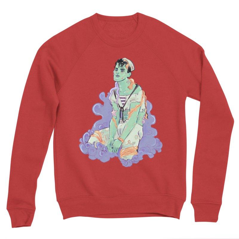 Shipwreck Sailor Women's Sponge Fleece Sweatshirt by Ego Rodriguez