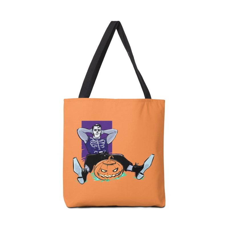 Pumpkin King Accessories Bag by Ego Rodriguez