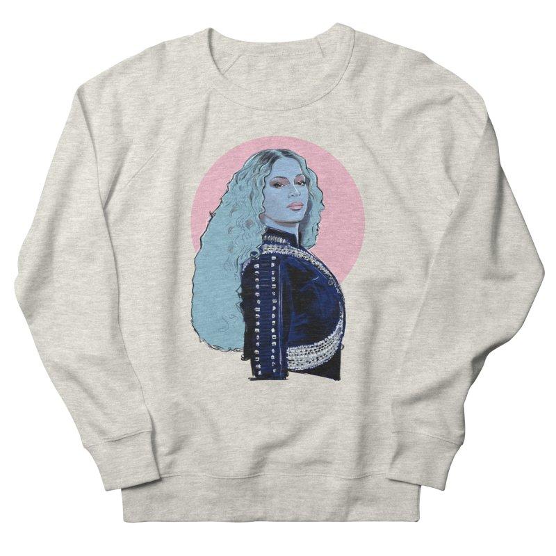 Bee Pop Women's French Terry Sweatshirt by Ego Rodriguez