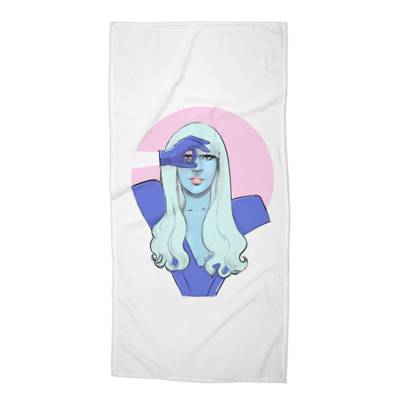 Fame Pop Accessories Beach Towel by Ego Rodriguez