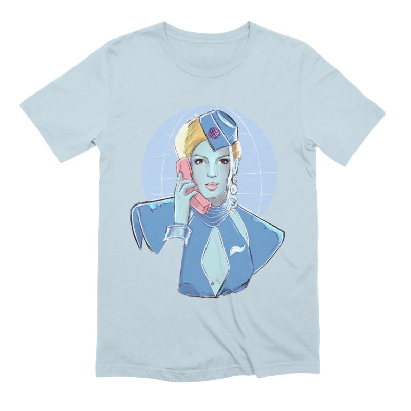 Toxic Pop Men's Extra Soft T-Shirt by Ego Rodriguez