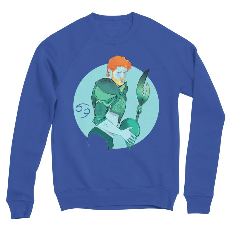 Cancer Men's Sweatshirt by Ego Rodriguez