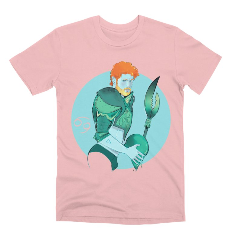 Cancer Men's Premium T-Shirt by Ego Rodriguez