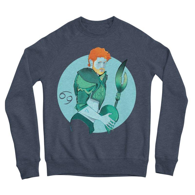Cancer Men's Sweatshirt by Ego Rodriguez