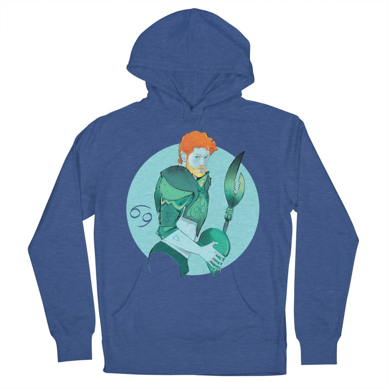 Cancer Men's Pullover Hoody by Ego Rodriguez