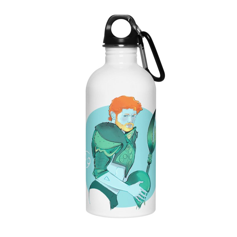 Cancer Accessories Water Bottle by Ego Rodriguez