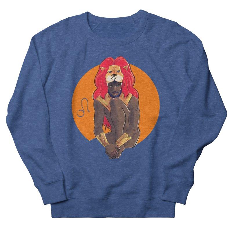 Leo Men's Sweatshirt by Ego Rodriguez