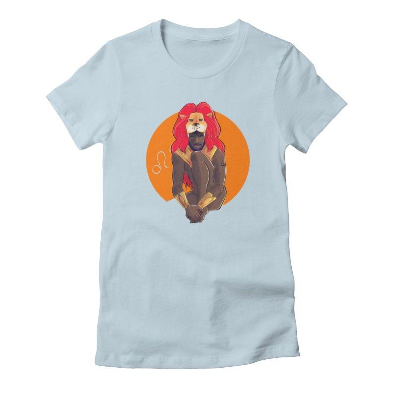 Leo Women's T-Shirt by Ego Rodriguez