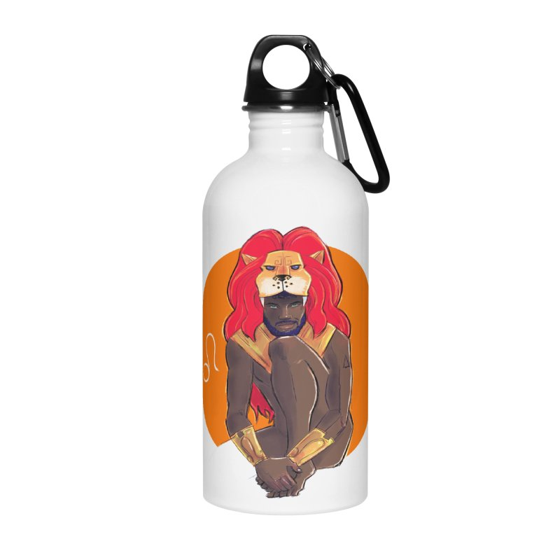 Leo Accessories Water Bottle by Ego Rodriguez
