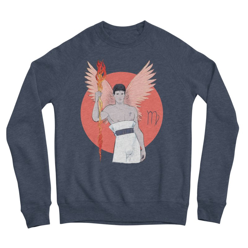 Virgo Men's Sweatshirt by Ego Rodriguez