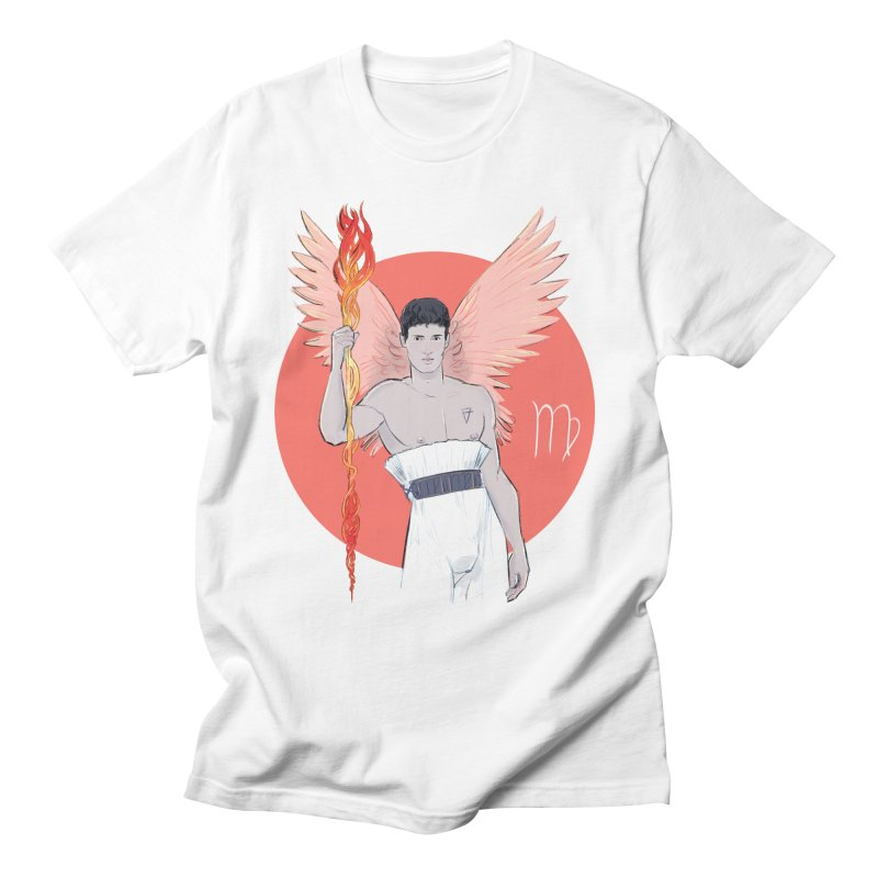 Virgo Men's T-Shirt by Ego Rodriguez