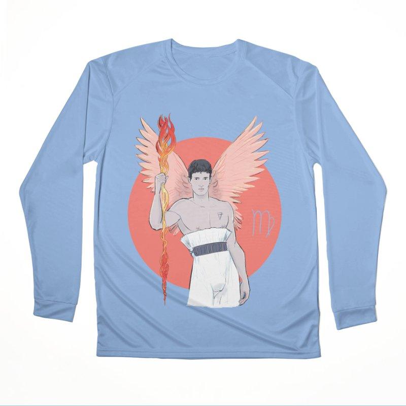 Virgo Men's Longsleeve T-Shirt by Ego Rodriguez