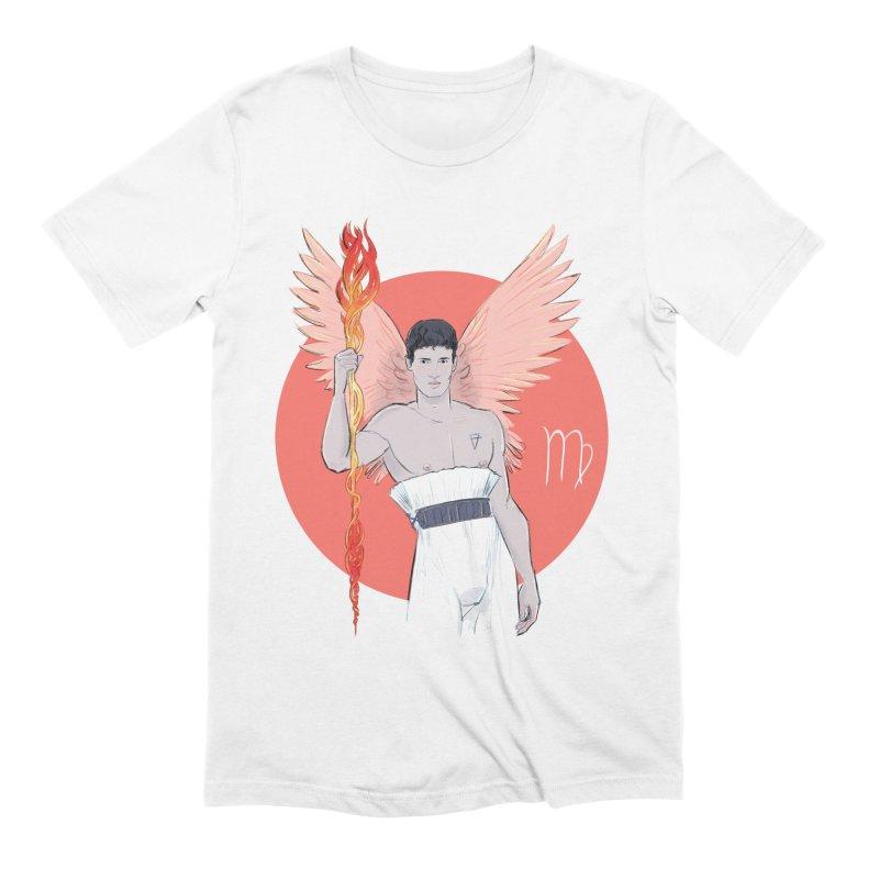Virgo Men's Extra Soft T-Shirt by Ego Rodriguez