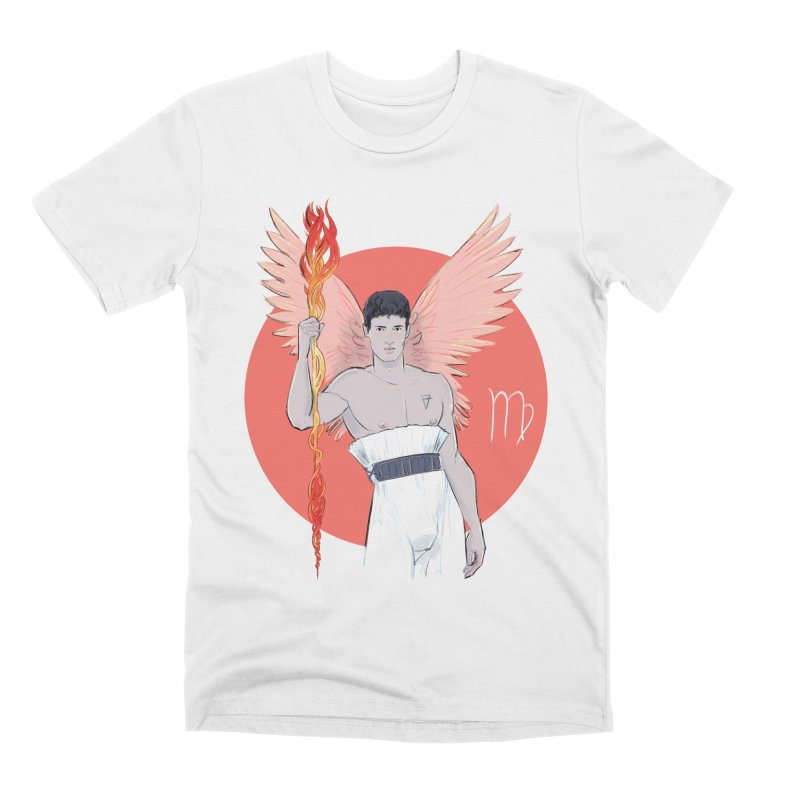 Virgo Men's T-Shirt by Ego Rodriguez