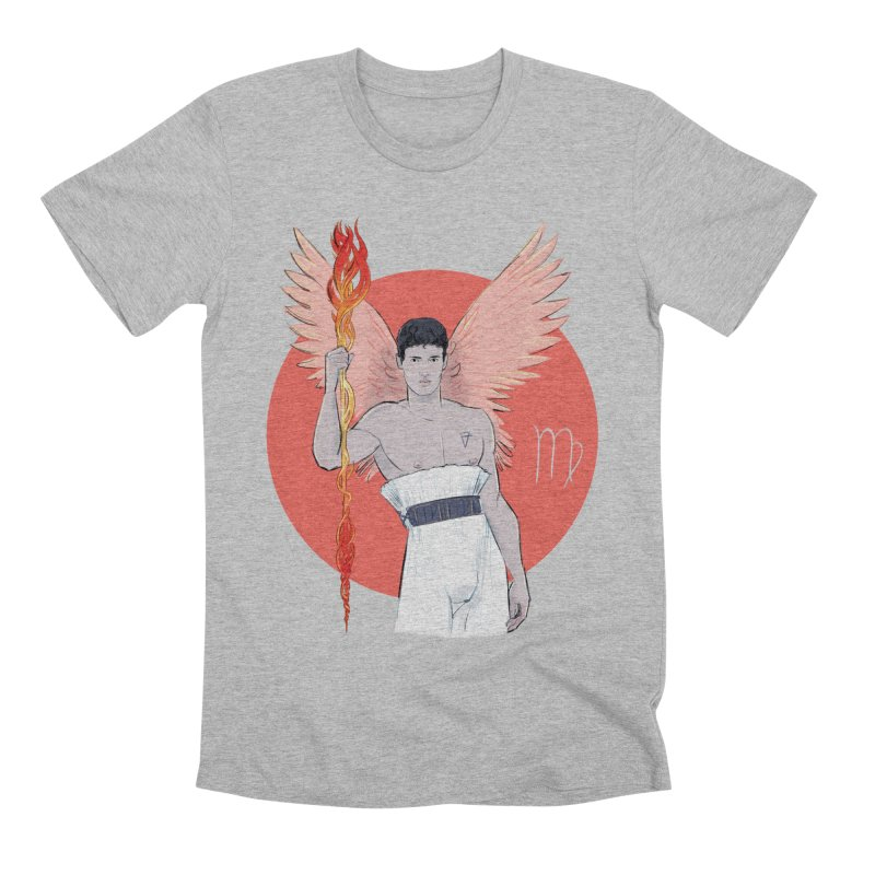 Virgo Men's Premium T-Shirt by Ego Rodriguez