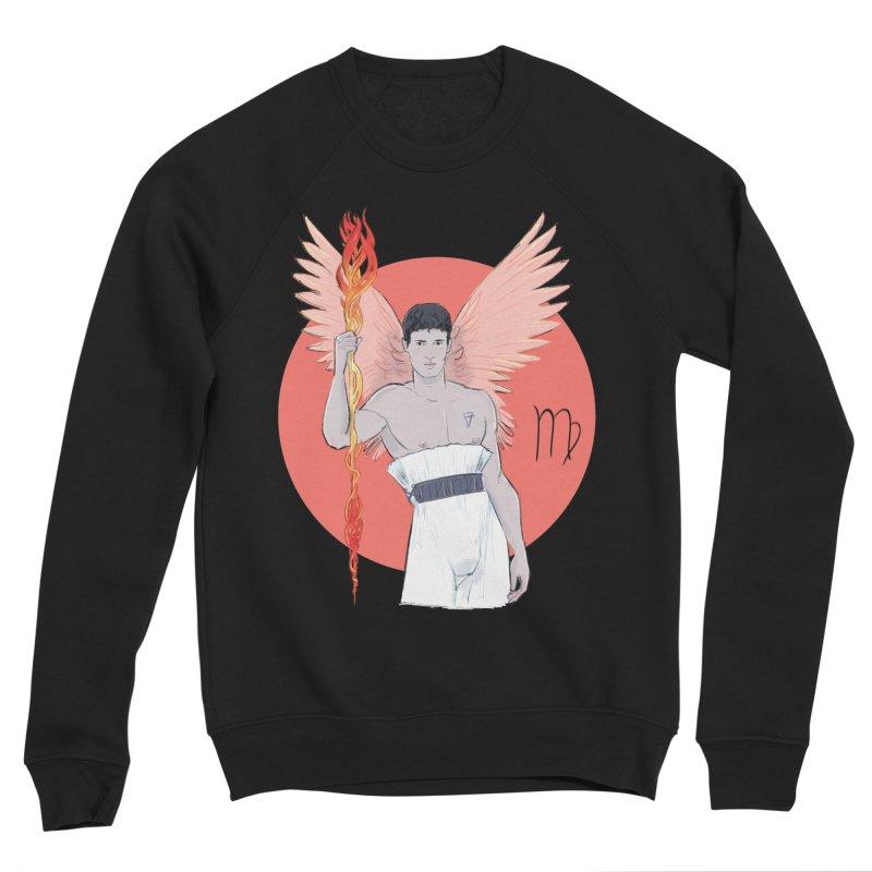 Virgo Men's Sweatshirt by Ego Rodriguez
