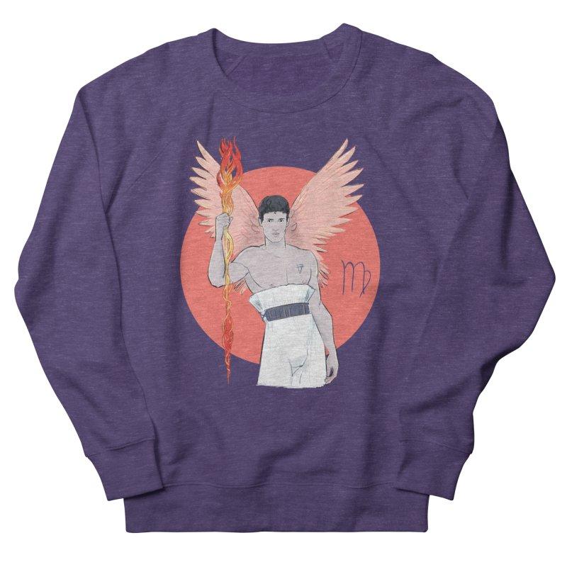 Virgo Women's French Terry Sweatshirt by Ego Rodriguez
