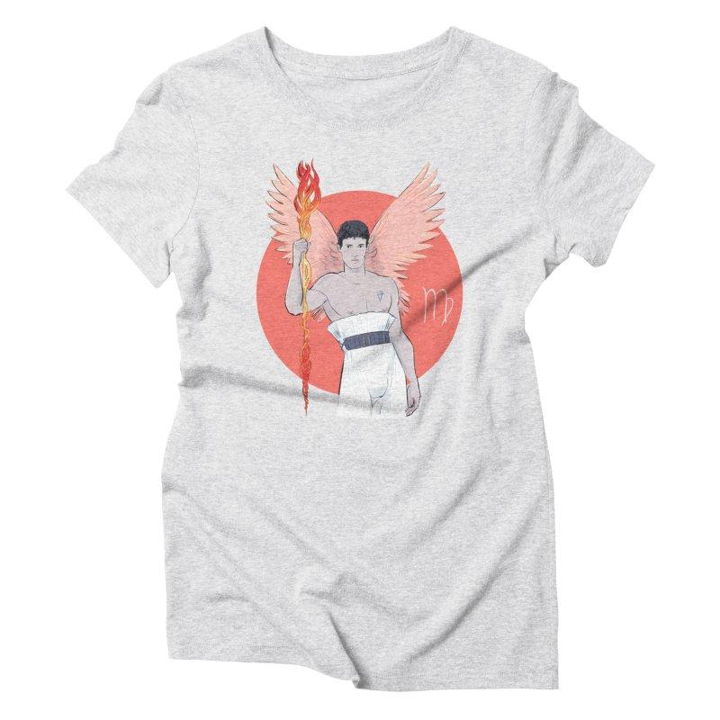 Virgo Women's T-Shirt by Ego Rodriguez