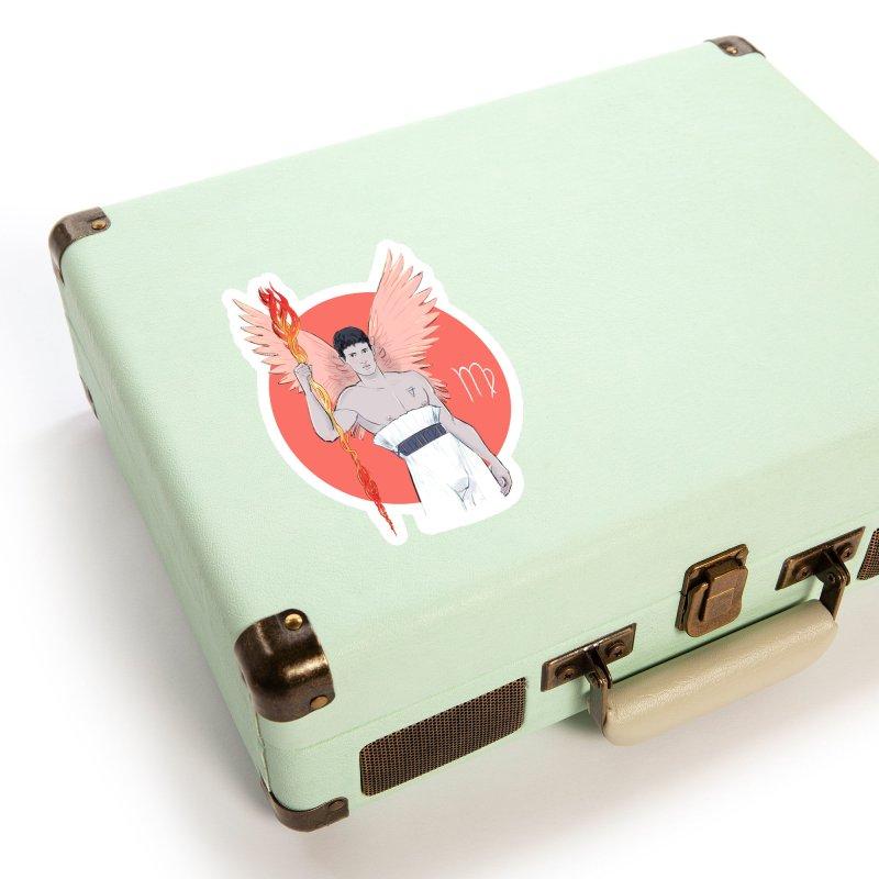 Virgo Accessories Sticker by Ego Rodriguez