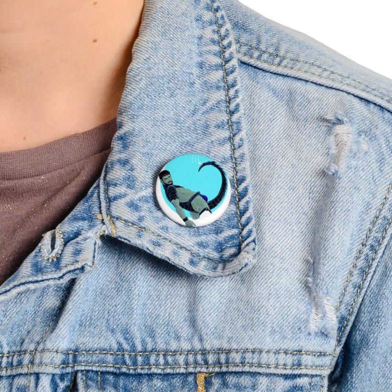 Scorpio Accessories Button by Ego Rodriguez