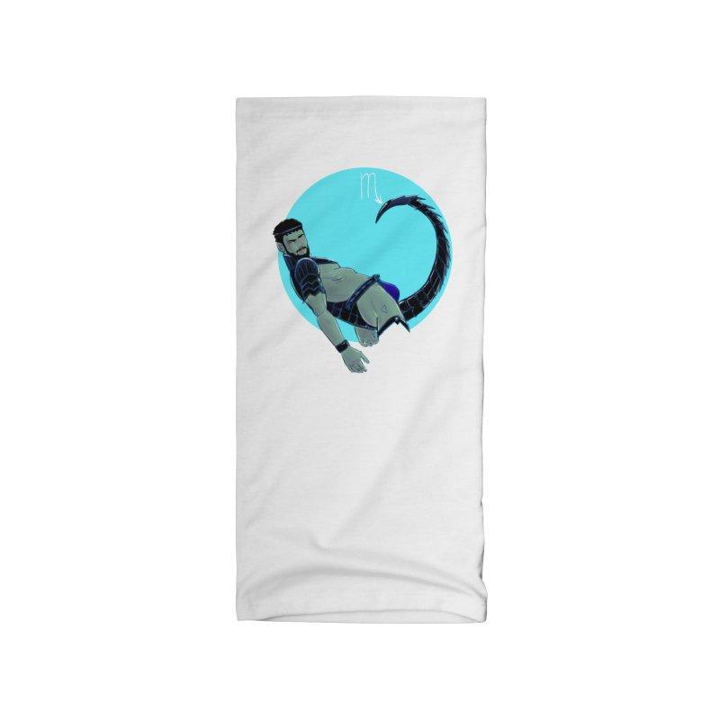 Scorpio Accessories Neck Gaiter by Ego Rodriguez