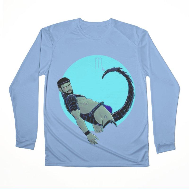 Scorpio Men's Longsleeve T-Shirt by Ego Rodriguez