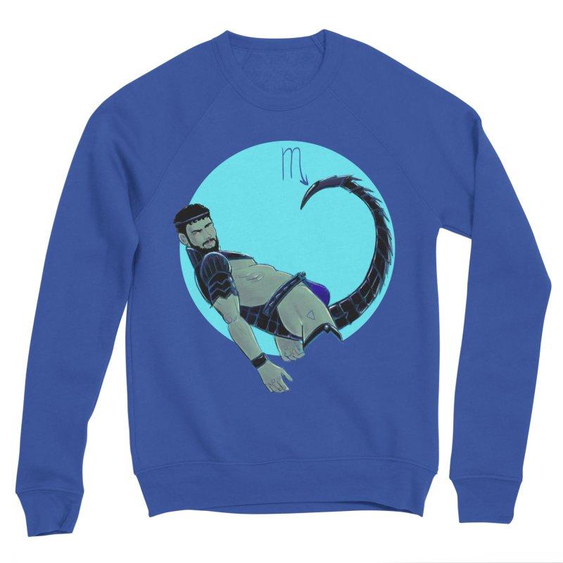 Scorpio Women's Sponge Fleece Sweatshirt by Ego Rodriguez