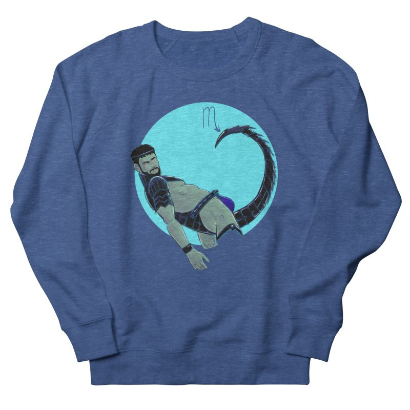 Scorpio Men's Sweatshirt by Ego Rodriguez