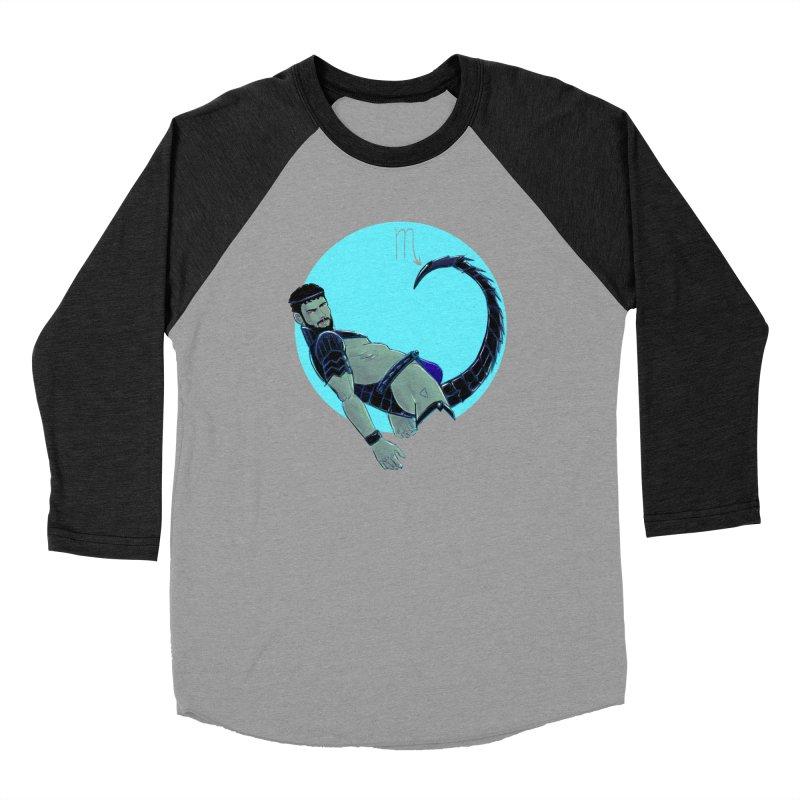 Scorpio Women's Longsleeve T-Shirt by Ego Rodriguez