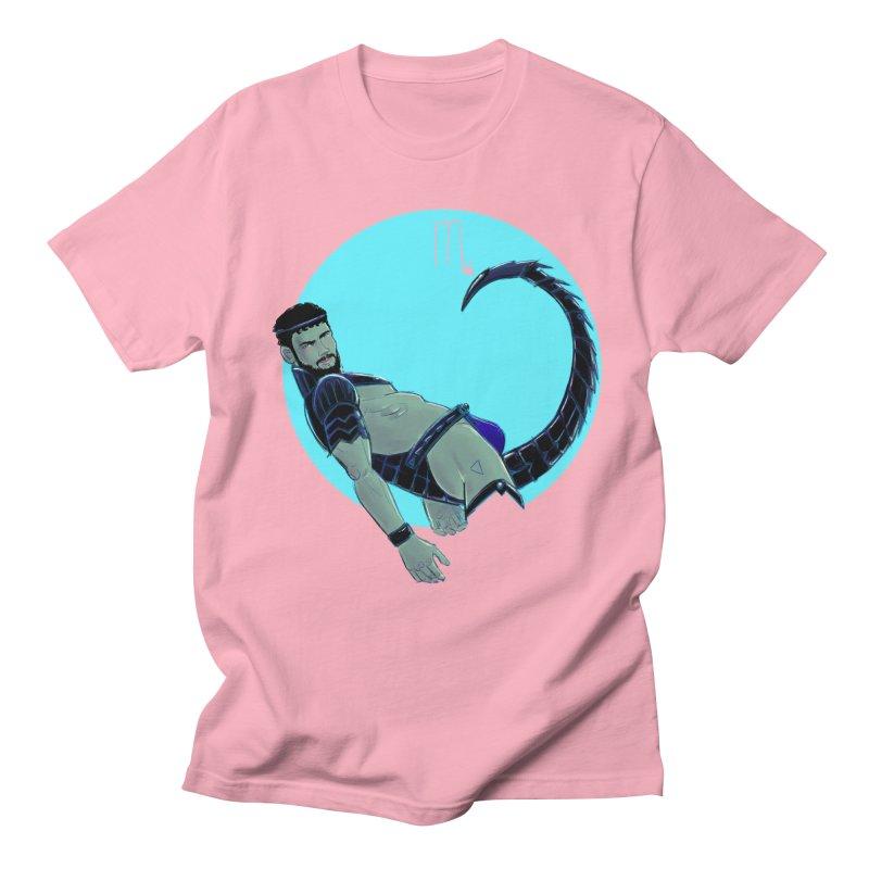 Scorpio Men's Regular T-Shirt by Ego Rodriguez