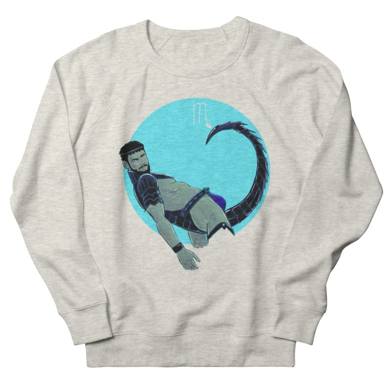 Scorpio Women's Sweatshirt by Ego Rodriguez