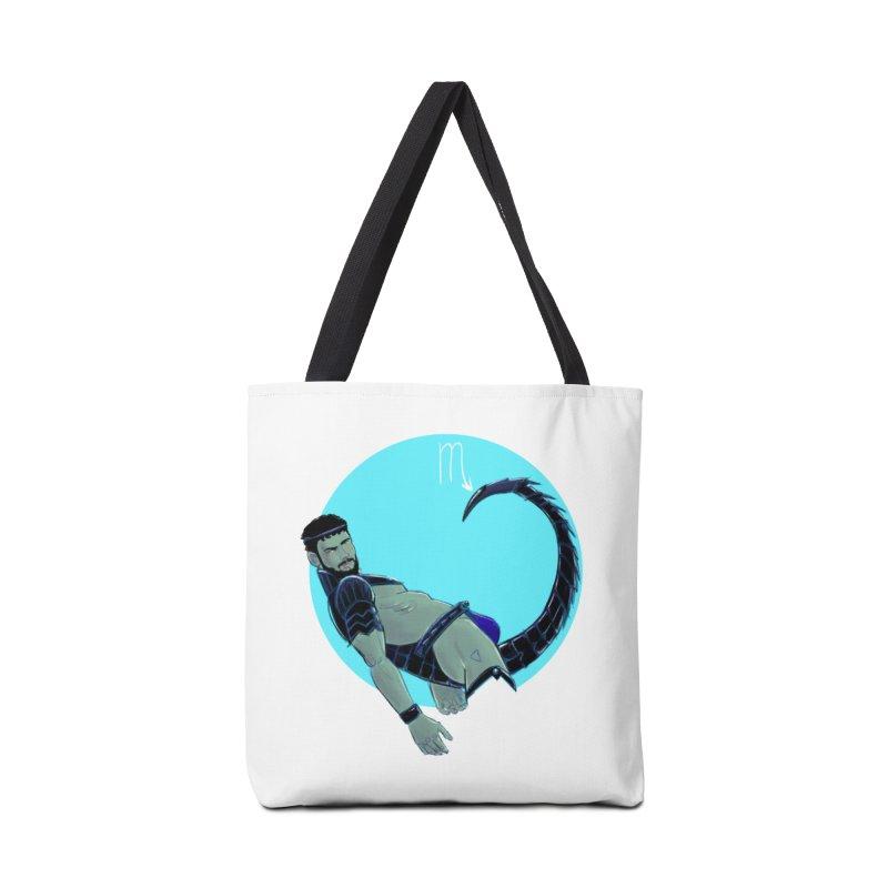 Scorpio Accessories Bag by Ego Rodriguez