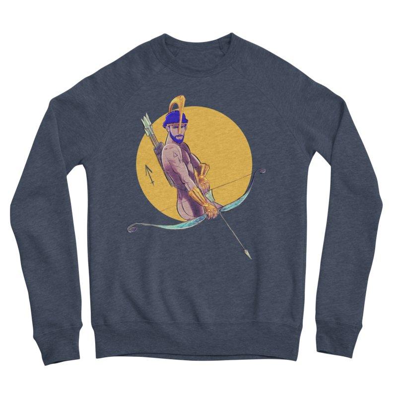 Sagittarius Men's Sweatshirt by Ego Rodriguez