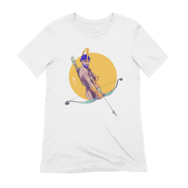 Sagittarius Women's Extra Soft T-Shirt by Ego Rodriguez