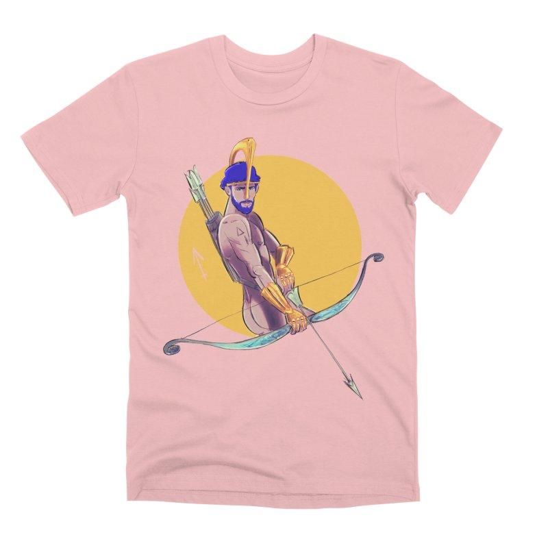 Sagittarius Men's Premium T-Shirt by Ego Rodriguez