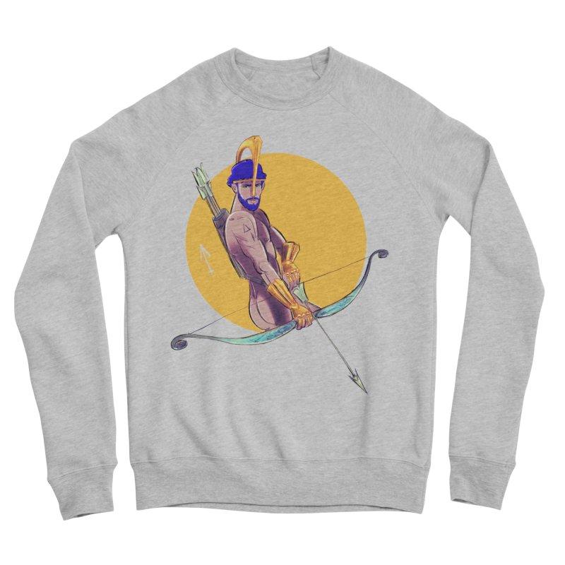 Sagittarius Women's Sponge Fleece Sweatshirt by Ego Rodriguez