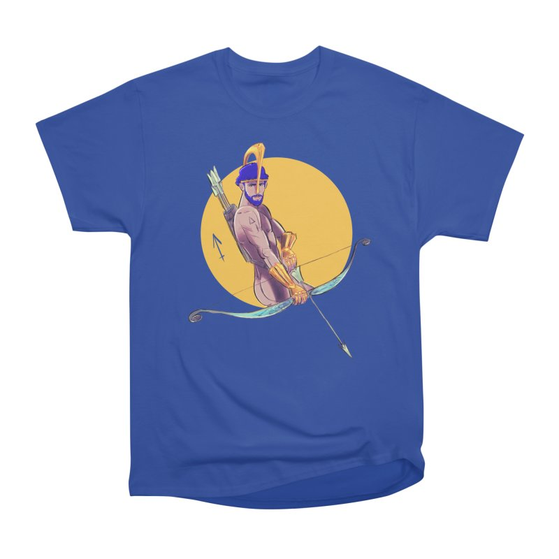 Sagittarius Men's T-Shirt by Ego Rodriguez