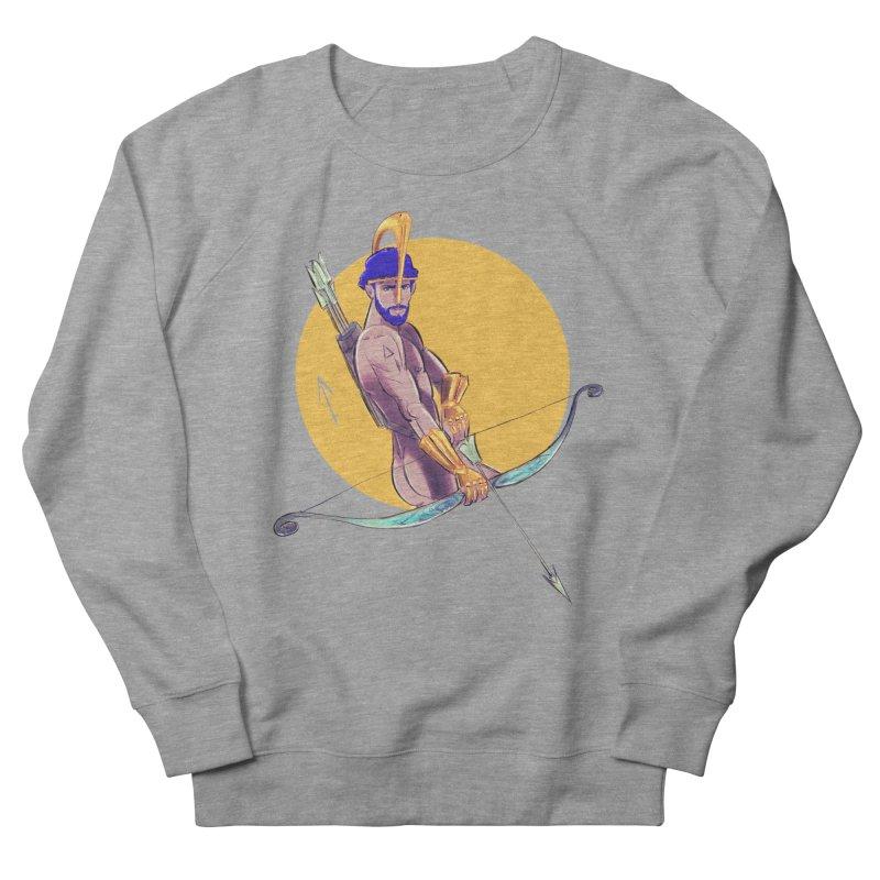 Sagittarius Women's French Terry Sweatshirt by Ego Rodriguez
