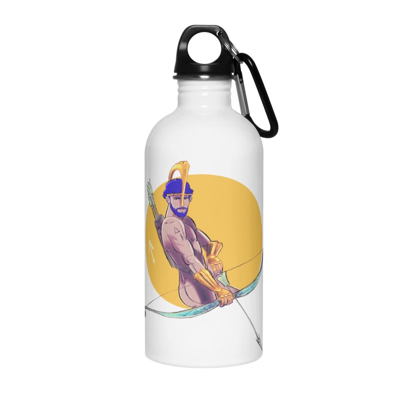 Sagittarius Accessories Water Bottle by Ego Rodriguez