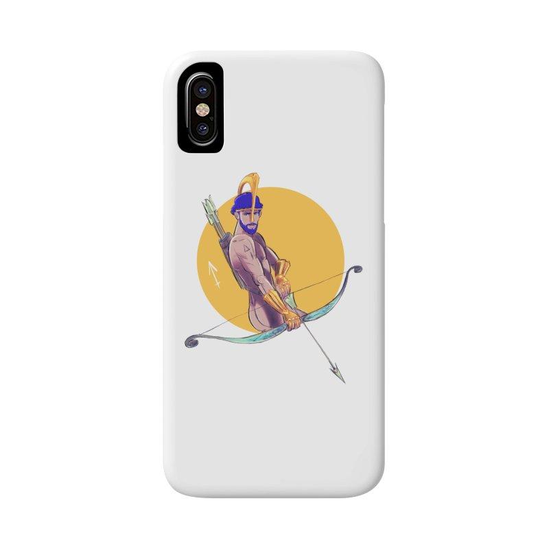 Sagittarius Accessories Phone Case by Ego Rodriguez