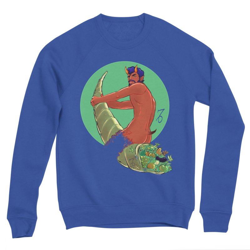 Capricorn Women's Sweatshirt by Ego Rodriguez