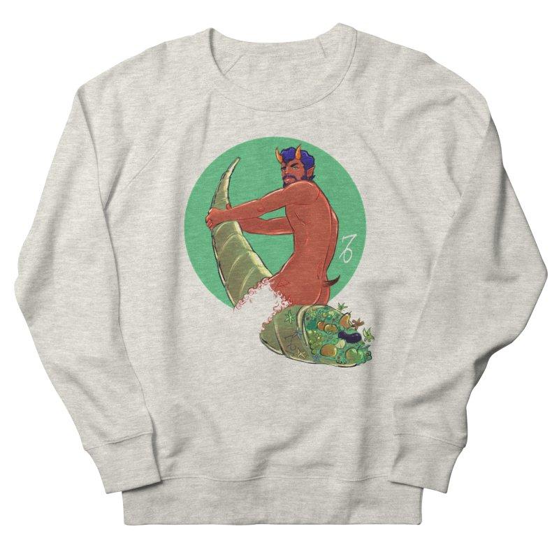 Capricorn Women's Sweatshirt by Ego Rodriguez