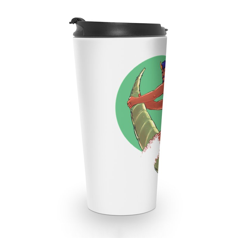 Capricorn Accessories Travel Mug by Ego Rodriguez