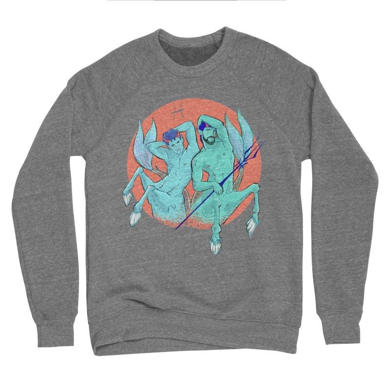 Pisces Men's Sweatshirt by Ego Rodriguez