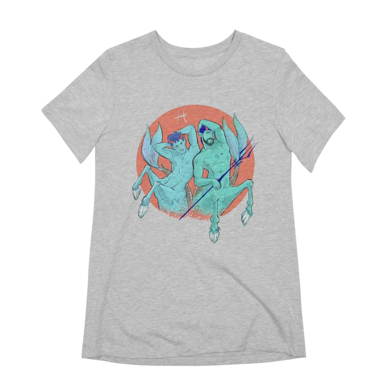Pisces Women's Extra Soft T-Shirt by Ego Rodriguez
