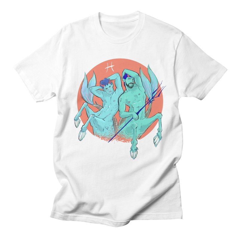 Pisces Women's T-Shirt by Ego Rodriguez