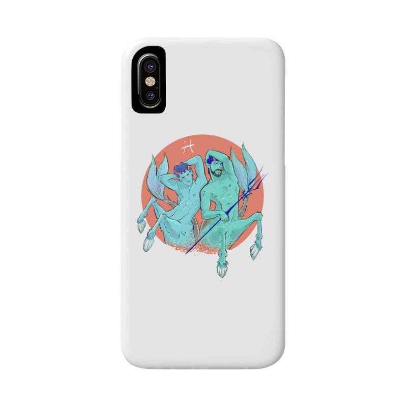 Pisces Accessories Phone Case by Ego Rodriguez