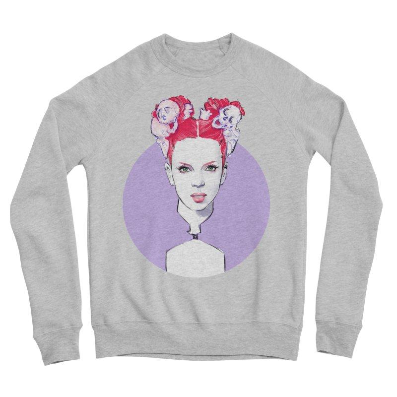Queer Women's Sponge Fleece Sweatshirt by Ego Rodriguez