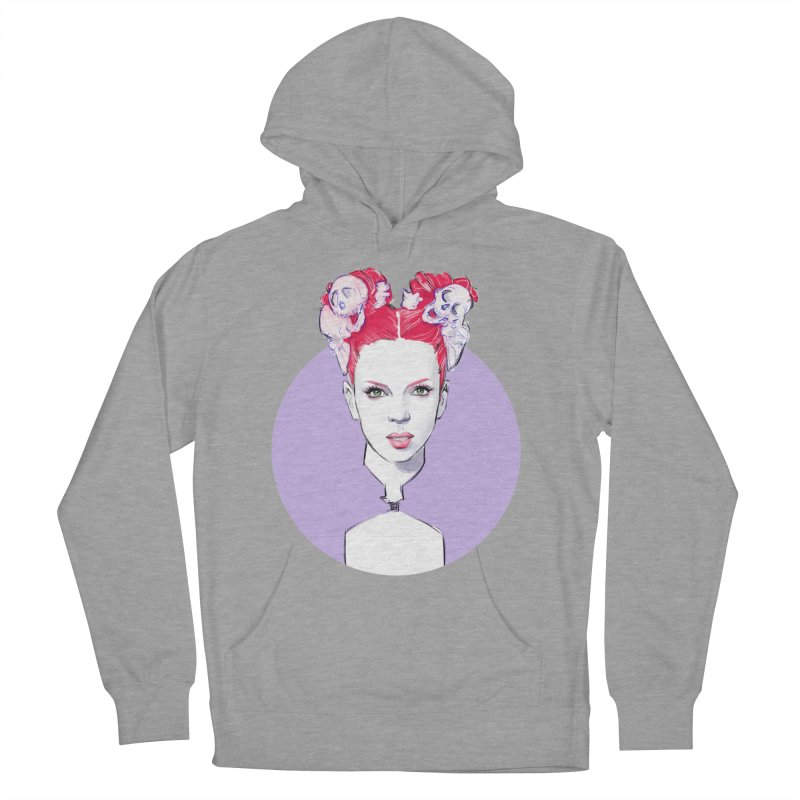 Queer Women's Pullover Hoody by Ego Rodriguez