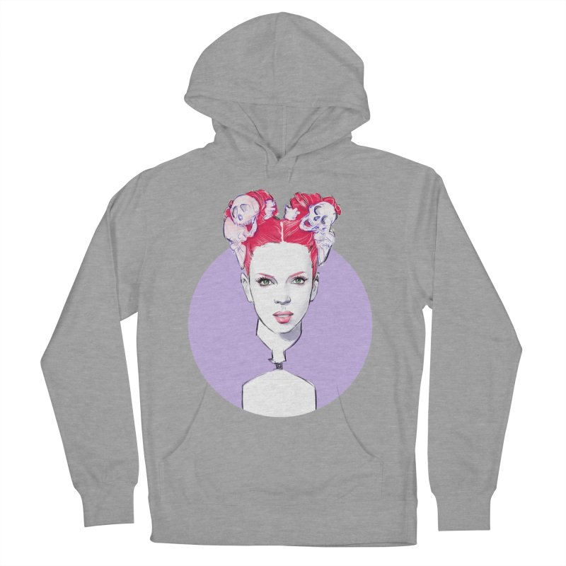 Queer Women's French Terry Pullover Hoody by Ego Rodriguez